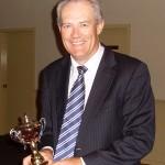 RCC Life Member John Jordan in 2009